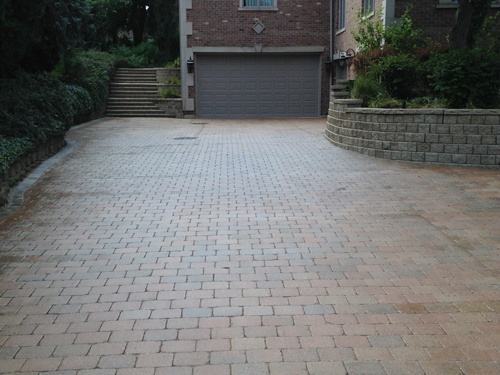 Brick Paver Cleaning And Sealing Company